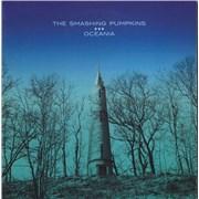 Smashing Pumpkins Oceania - 180gm UK 2-LP vinyl set