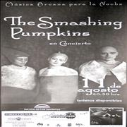 Click here for more info about 'Smashing Pumpkins - Palacio De Los Deportes'