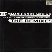 Click here for more info about 'Smashing Pumpkins - The End Is The Beginning - VG'