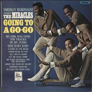 Click here for more info about 'Smokey Robinson & The Miracles - Going To A Go-Go'