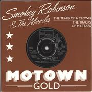 Click here for more info about 'Smokey Robinson & The Miracles - The Tears Of A Clown - 4pr'