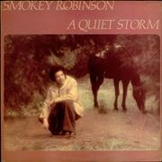 Click here for more info about 'Smokey Robinson - A Quiet Storm'
