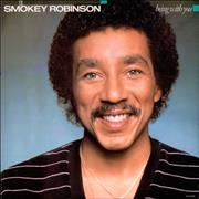 Click here for more info about 'Smokey Robinson - Being With You'