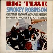 Click here for more info about 'Smokey Robinson - Big Take'