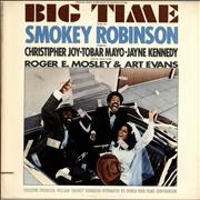 Click here for more info about 'Smokey Robinson - Big Time'