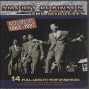 Click here for more info about 'Smokey Robinson - Definitive Performances 1963-1987'