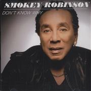 Click here for more info about 'Smokey Robinson - Don't Know Why + 2 DVD-R Acetates'