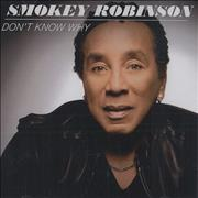 Click here for more info about 'Smokey Robinson - Don't Know Why'