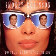 Click here for more info about 'Smokey Robinson - Double Good Everything'