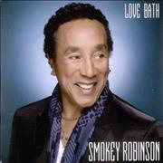 Click here for more info about 'Smokey Robinson - Love Bath'