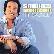 Click here for more info about 'Smokey Robinson - My World'