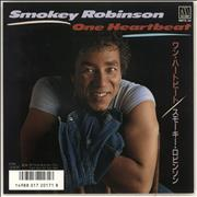 Click here for more info about 'Smokey Robinson - One Heartbeat'
