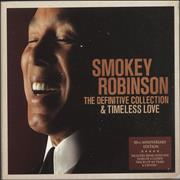 Click here for more info about 'Smokey Robinson - The Definitive Collection & Timeless Love'