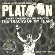 "Smokey Robinson The Tracks Of My Tears UK 12"" vinyl"