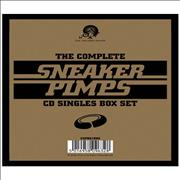 Click here for more info about 'Sneaker Pimps - Singles Box Set'