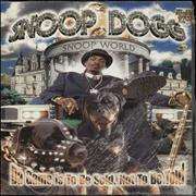 Click here for more info about 'Snoop Doggy Dogg - Da Game Is To Be Sold, Not To Be Told'