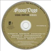 Click here for more info about 'Snoop Doggy Dogg - Sexual Eruption - Remixes'