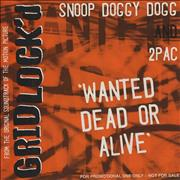 Click here for more info about 'Snoop Doggy Dogg - Wanted Dead Or Alive'