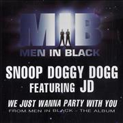 Click here for more info about 'Snoop Doggy Dogg - We Just Wanna Party With You'