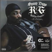 Click here for more info about 'Snoop Doggy Dogg - R&G (Rhythm & Gangsta): The Masterpiece - 180gm Vinyl - Sealed'