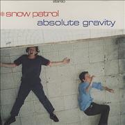 Click here for more info about 'Snow Patrol - Absolute Gravity'