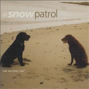 Click here for more info about 'Snow Patrol - Ask Me How I Am'