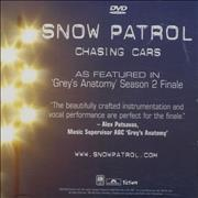 Click here for more info about 'Snow Patrol - Chasing Cars'