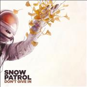 Click here for more info about 'Snow Patrol - Don't Give In - RSD18 - Sealed'