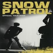 Click here for more info about 'Snow Patrol - Official Tour Book + Ticket'