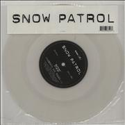 Click here for more info about 'Snow Patrol - Run - Clear Vinyl'