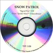 Click here for more info about 'Snow Patrol - Signal Fire'