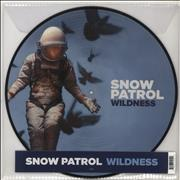 Click here for more info about 'Snow Patrol - Wildness'