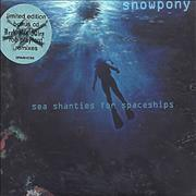 Click here for more info about 'Snowpony - Sea Shanties For Spaceships'