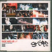 Click here for more info about 'So Solid Crew - Ride Wid Us - CD2'