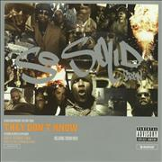 Click here for more info about 'So Solid Crew - They Don't Know'