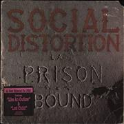Click here for more info about 'Social Distortion - Prison Bound + Press Release'