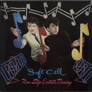 Click here for more info about 'Soft Cell - Non Stop Ecstatic Dancing + Merchandise Insert'
