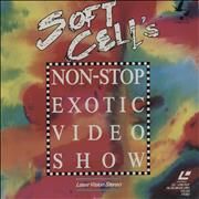 Click here for more info about 'Soft Cell - Non-Stop Exotic Video Show'