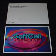 Click here for more info about 'Soft Cell - Say Hello Wave Goodbye - 10 Postcards'