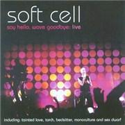 Soft Cell Say Hello, Wave Goodbye: Live UK 2-CD album set