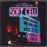 Click here for more info about 'Soft Cell - Say Hello, Wave Goodbye'