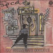 Click here for more info about 'Soft Cell - Say Hello Wave Goodbye'