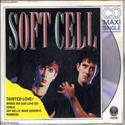 Click here for more info about 'Soft Cell - Tainted Love/Where Did Our Love Go - Jewel Case'