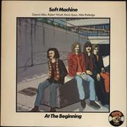 Click here for more info about 'Soft Machine - At The Beginning'