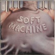 Click here for more info about 'Soft Machine - Six - EX'
