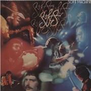 Soft Machine Softs - Factory Sample UK vinyl LP
