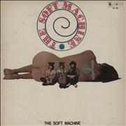 Click here for more info about 'Soft Machine - The Soft Machine - 1st'