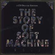 Click here for more info about 'Soft Machine - The Story Of Soft Machine'