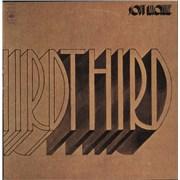 Soft Machine Third - 1st - EX UK 2-LP vinyl set