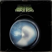 Click here for more info about 'Soft Machine - Triple Echo - VG'